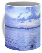 Sail Away Devils Island Coffee Mug