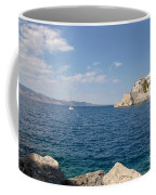 Sail Away To Hydra Coffee Mug