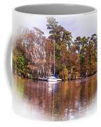 Sail Boat Coffee Mug