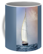 Sailboat 9 Coffee Mug