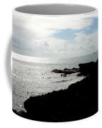Sailboat At Point Coffee Mug