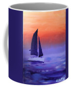Sailboat Large 2015 Coffee Mug