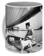 Sailing, 20th Century Coffee Mug