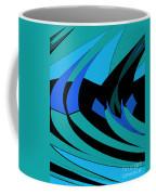 Sailing Blue - Left Coffee Mug