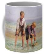 Sailing Boats  Coffee Mug by Edith Hume