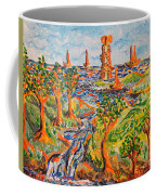 Sailing Boats Coffee Mug