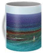Sailing Day Coffee Mug by Karen Zuk Rosenblatt