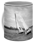 Sailing Coffee Mug
