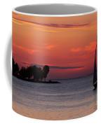 Sailing Home Coffee Mug