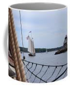 Sailing In Coffee Mug