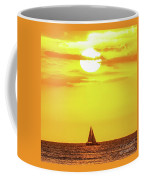 Sailing In Hawaiian Sunshine Coffee Mug