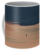 Sailing In Hebron Bay Coffee Mug