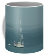 sailing in Rovinj Croatia Coffee Mug