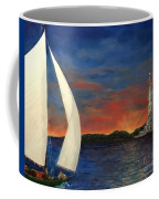 Sailing Liberty Coffee Mug