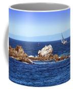Sailing Monterey Bay Coffee Mug