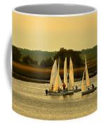 Sailing Practice Coffee Mug