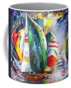 Sailing Regatta Coffee Mug