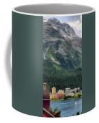 Sailing St Moritz Coffee Mug