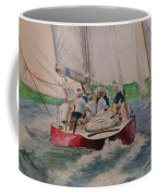 Sailing Teamwork Coffee Mug