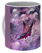 Sailing The Heavens Coffee Mug