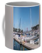 Sailing To The Golden Gate Coffee Mug