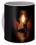 Sailing Under The Stars Coffee Mug