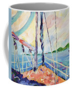Sailing - Wind In Your Face Coffee Mug