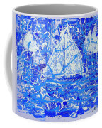Sailing With Friends Coffee Mug