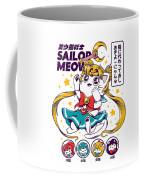 Sailor Meow Coffee Mug