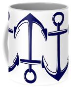 Sailors Anchor Coffee Mug