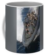 Sailors Operate A Rigid-hull Inflatable Coffee Mug