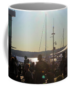 Sails And Sunsets Coffee Mug