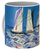 Sails IIi Coffee Mug