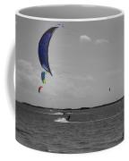 Sails In Color Coffee Mug