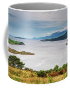 Sails On The Kyles Of Bute Coffee Mug