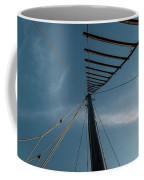 Sail...till The World Ends Coffee Mug