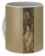 Saint Ambrose With Ambrosius Van Engelen   Coffee Mug