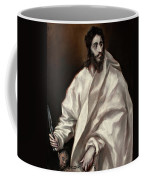 Saint Bartholomew Coffee Mug