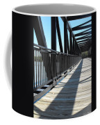 Saint Charles Walking Bridge Coffee Mug