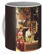 Saint Eligius In His Workshop Coffee Mug