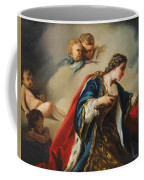 Saint Elisabeth Of Hungary Praying Coffee Mug