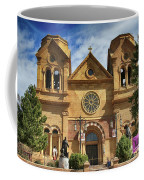 Saint Francis Cathedral Coffee Mug