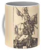 Saint George On Horseback Coffee Mug