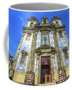 Saint Ildefonso Church Coffee Mug