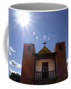 Saint Jeromes Chapel Taos Pueblo Coffee Mug