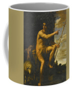 Saint John The Baptist In The Wilderness Coffee Mug