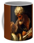 Saint Matthew 1621 Coffee Mug