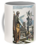 Saint Paul At Athens Coffee Mug