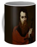 Saint Paul  Coffee Mug by Jusepe de Ribera