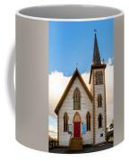 Saint Paul's Episcopal Church Verginia City Nevada Coffee Mug